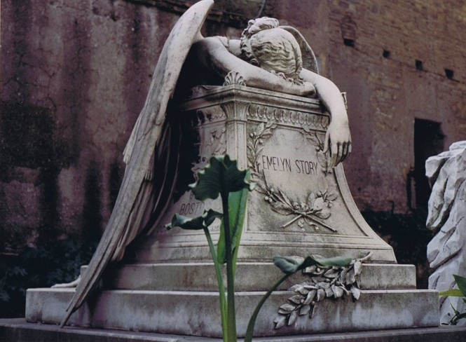Protestant Cemetery, Rome, Italy