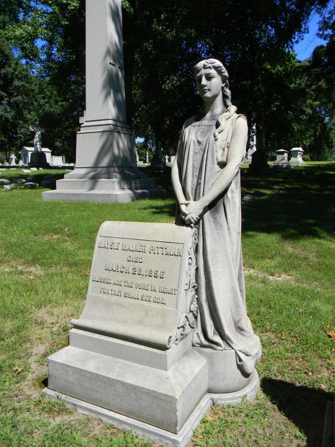 Bellefontaine Cemetery, Florissant, Missouri