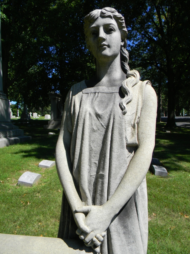 Maysie Walker Pittman, Bellefontaine Cemetery