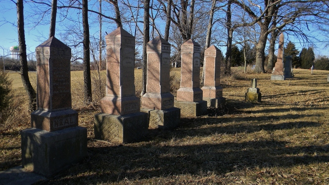 Crowley Cemetery, Clay County, Missouri